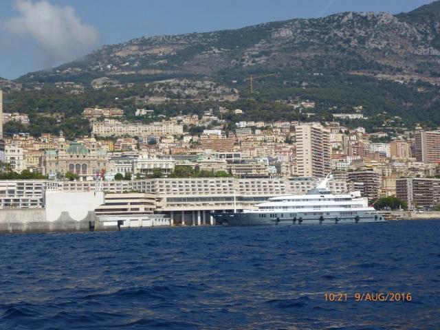 Leuke plaatsjes onderweg Monaco